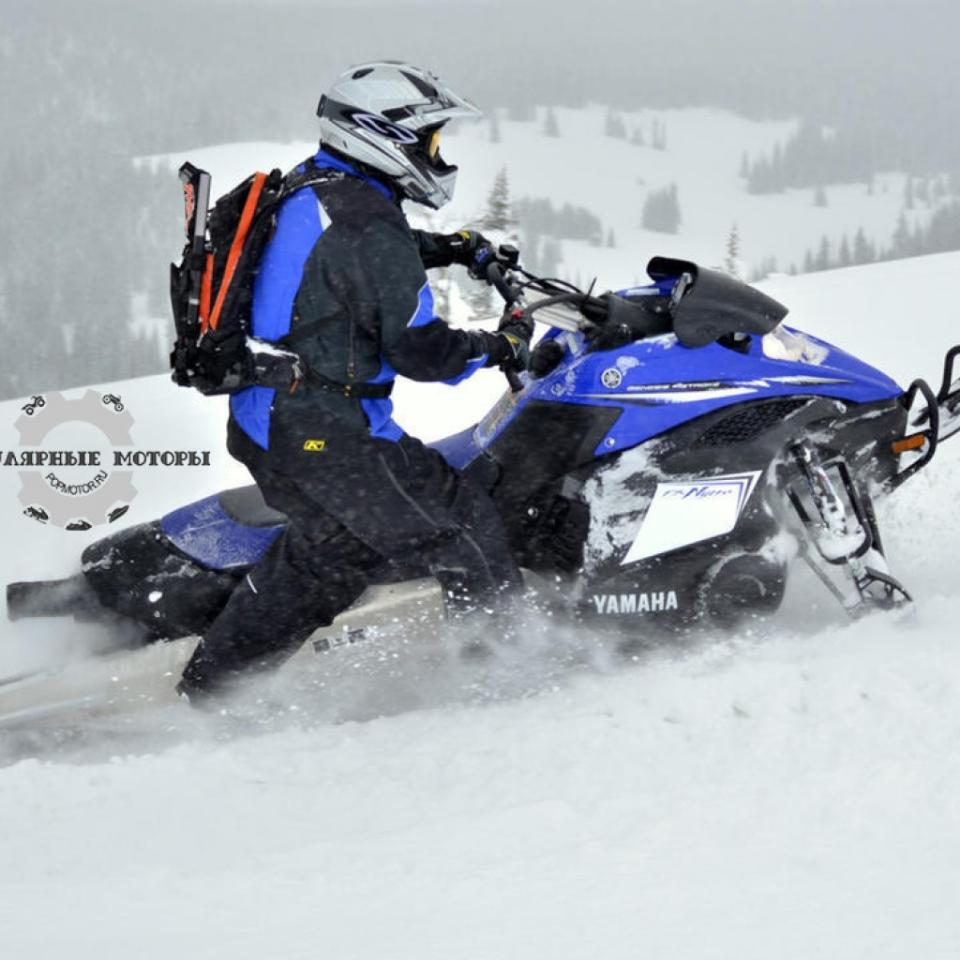 Фото горного снегохода 2013 Yamaha Nytro MTX 2013