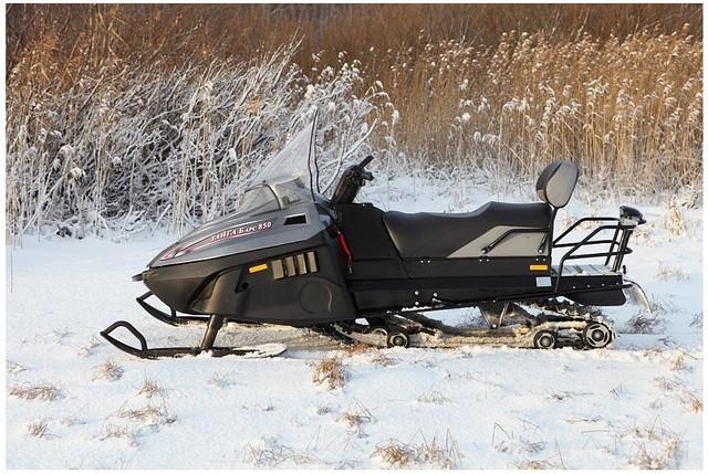 Купить новый снегоход Тайга в Томске