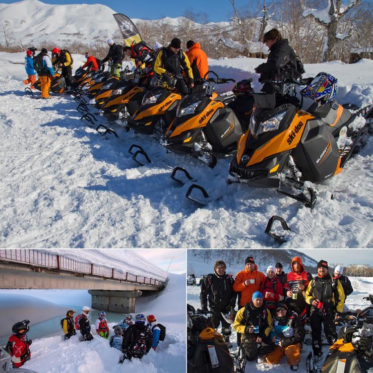 Камчаткинг — Горная снегоходная школа Skidooking - Фото 6