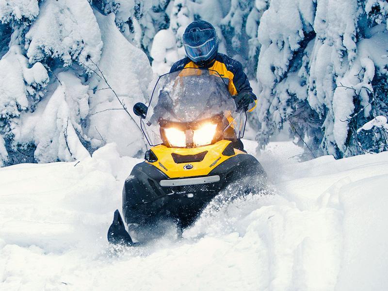 Ski-Doo Skandic WT 550
