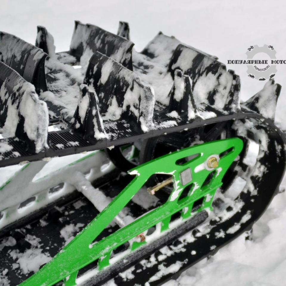 Фото трэка Arctic Cat Power Claw 2013