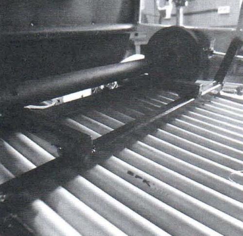 фото узла натяжнай оси