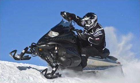 Снегоход Yamaha FX Nytro XTX 1.75