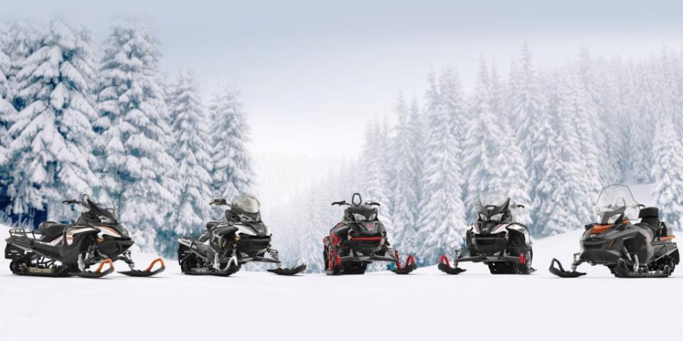 BRP представила новинки LYNX 2019 модельного года