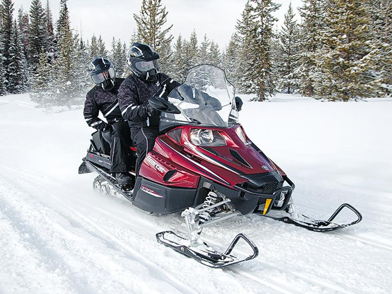Arctic Cat Bearcat Z1 XT LTD