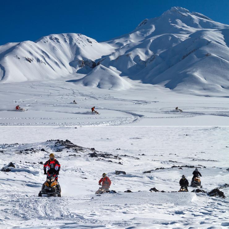 Камчаткинг — Горная снегоходная школа Skidooking - Фото 8