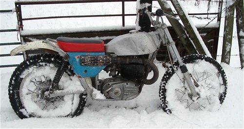 Консервация мотоцикла. Подготовка мотоцикла к зимнему хранению.