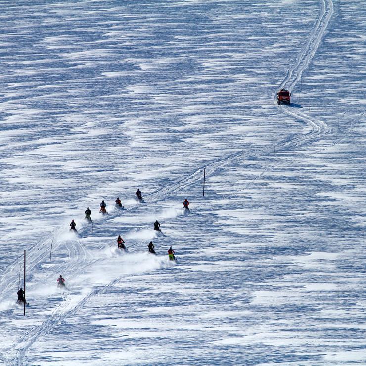 Камчаткинг — Горная снегоходная школа Skidooking - Фото 13