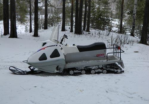 фото снегохода мвп-800