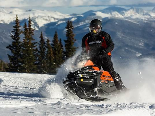 Снегоход Tundra Xtreme 600HO E-TEC: мощный и надежный