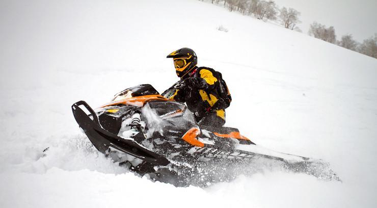 Камчаткинг — Горная снегоходная школа Skidooking - Фото 11