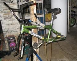 Рама от велосипеда