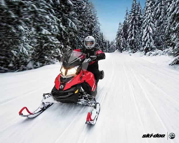 Снегоход Tundra Xtreme 600HO E-TEC – новинка 2014 года