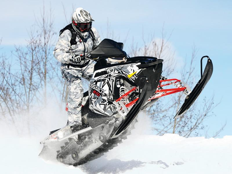 Polaris 800 Swichback Assault