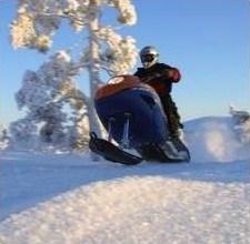 Снегоход Ямаха