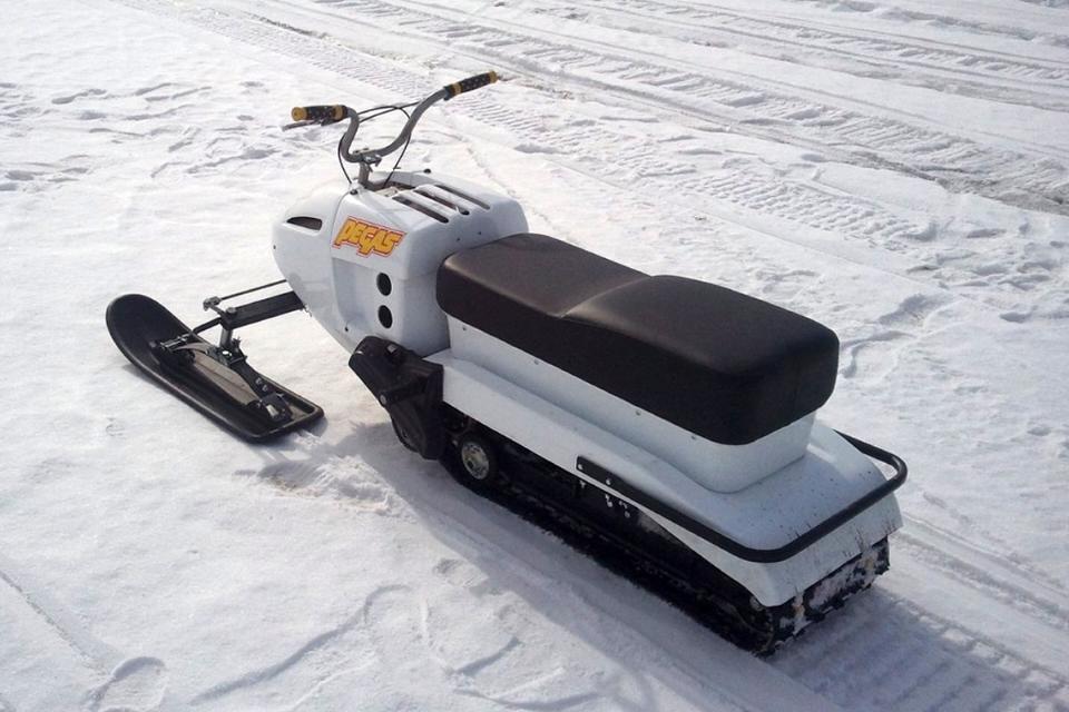 Снегоход Пегас