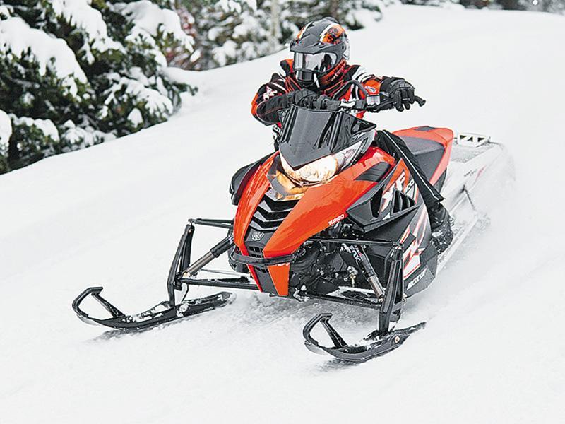 Arctic Cat XF 1100 Turbo SNO PRO