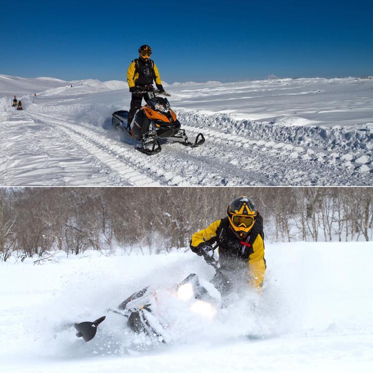 Камчаткинг — Горная снегоходная школа Skidooking - Фото 2
