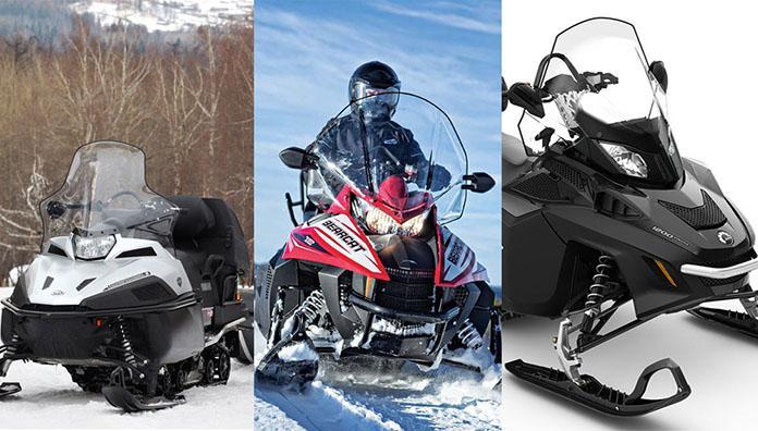 Сравнение «утилитов» 2016 года: Arctic Cat Bearcat 7000 XT, Ski Doo Expedition LE 1200, Yamaha VK Professional II