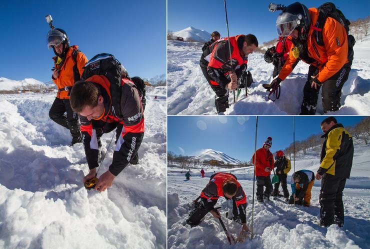 Камчаткинг — Горная снегоходная школа Skidooking - Фото 7