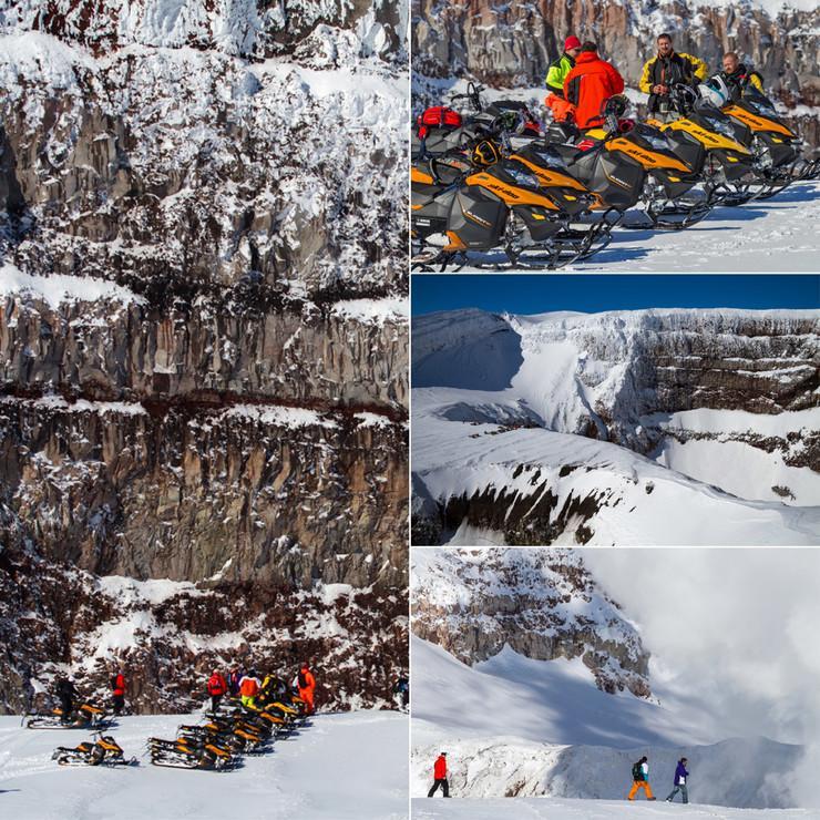Камчаткинг — Горная снегоходная школа Skidooking - Фото 10