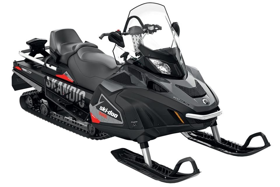 Ski-Doo Skandic SWT 600 E-Tec