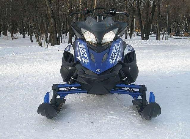 Yamaha снегохода RX-1