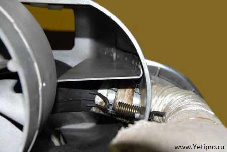 snizhaet temperaturu levogo cilindra