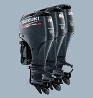 Моторы Suzuki